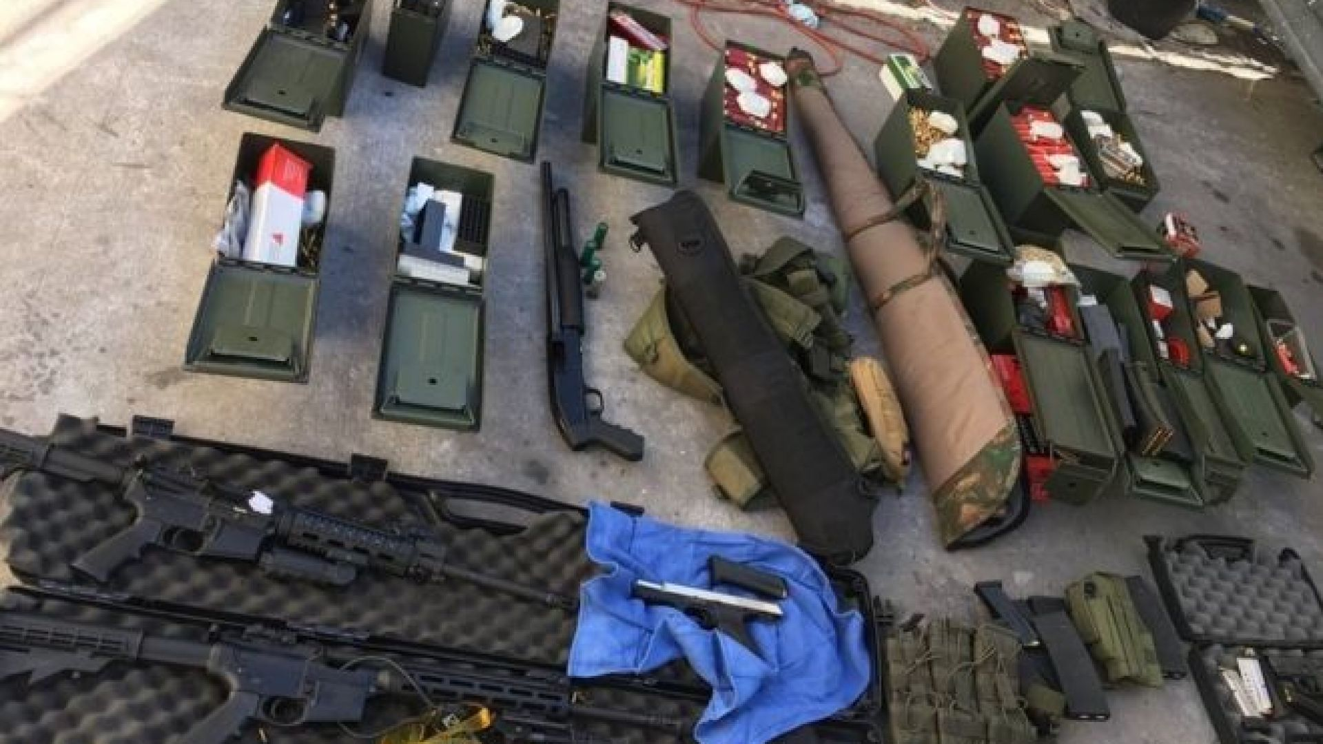 Служител в хотел осуети масова стрелба в Калифорния