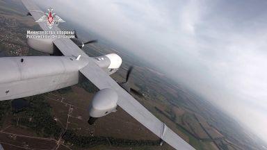 """Вижте първия полет на стратегическия разузнавателен дрон """"Алтиус-У"""""""