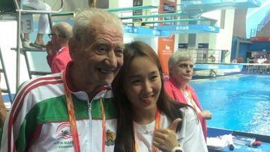 91-годишен българин спечели две световни титли