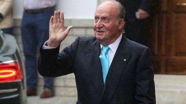 Бившият крал Хуан Карлос е превел близо 4,4, млн евро на данъчните