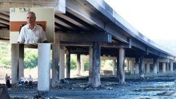 """Експертът по пътища Ясен Ишев за пожара на """"Струма"""": Където има откъртен бетон, щетите са най-големи"""