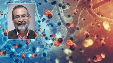 Как един физик се посвети на лечението на рака? Проф. Хърбърт Левин от Северизточния университет в Бостън пред Dir.bg