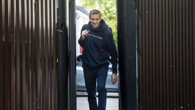 Освободиха Навални след 30 дни в затвора