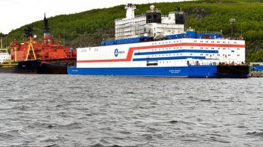 Русия пуска първата в света плаваща АЕЦ