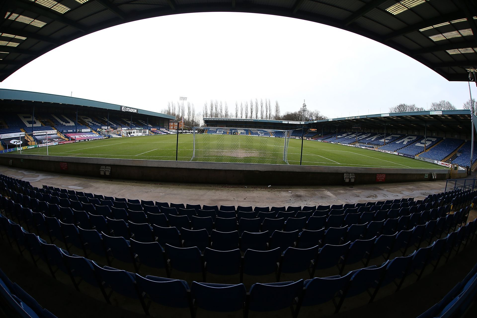 """Стадион """"Гиг Лейн"""" е дом на отбора повече от век. Бери ще го загуби, ако бъде изваден от футболната лига"""