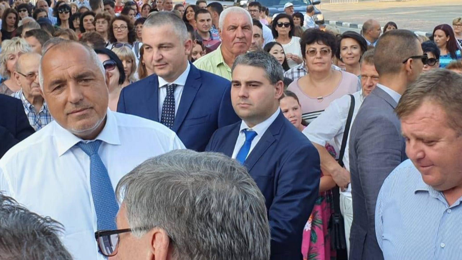 Според премиера Бойко Борисов държавата може да подпомогне туризма чрез
