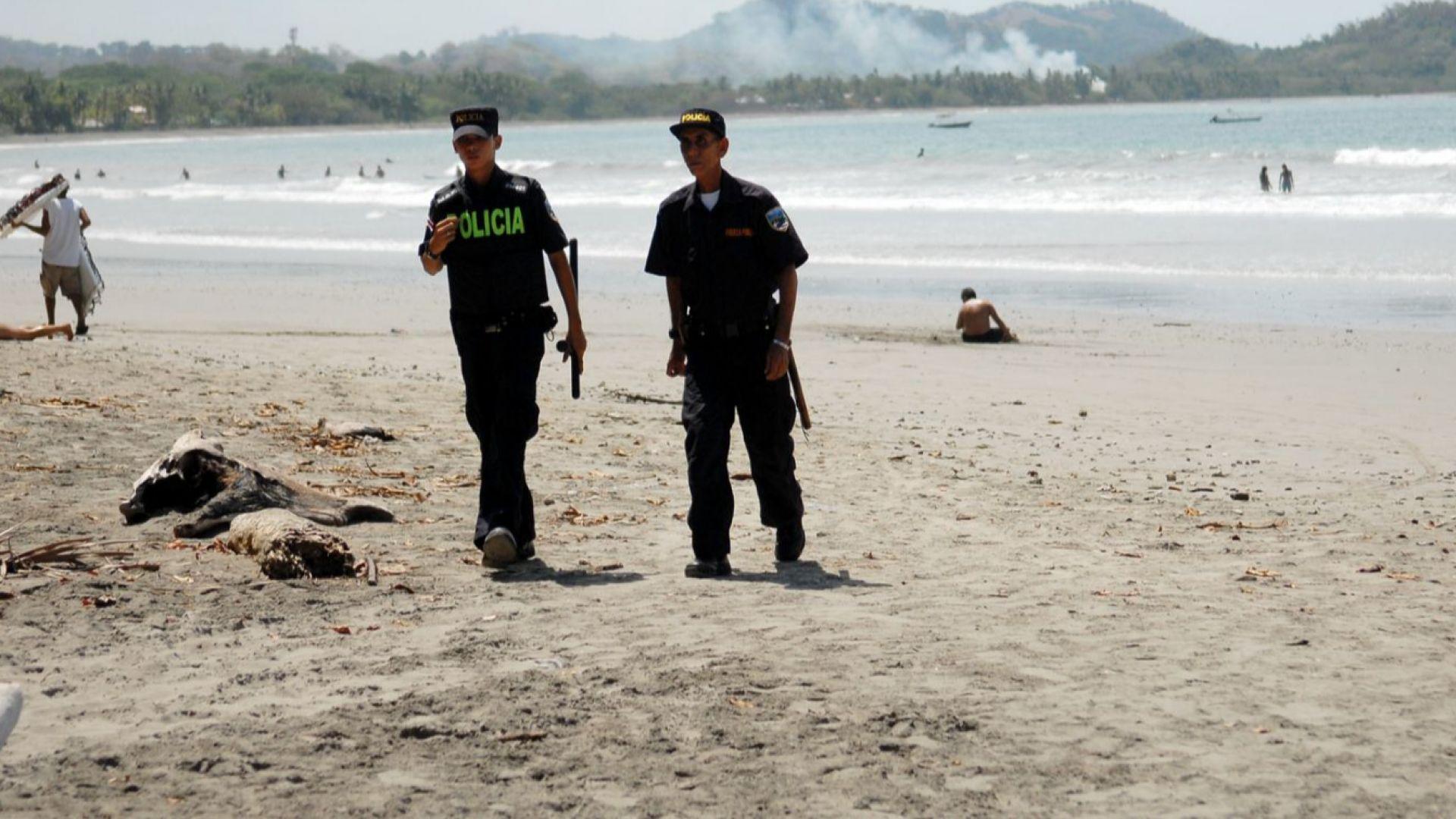Надзиратели в главния затвор в Коста Рика часове наред дебнаха