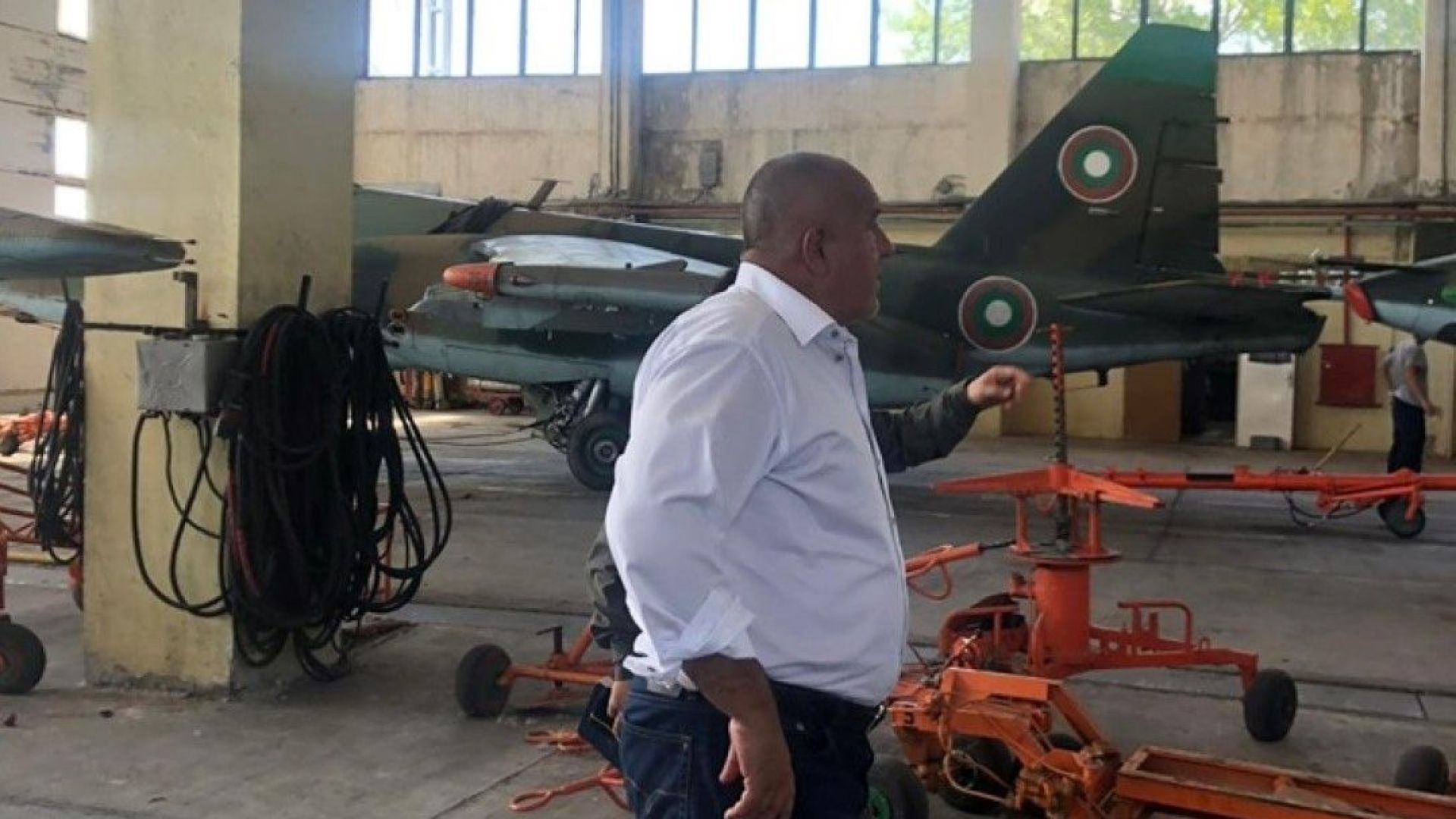 Бойко Борисов: Правителството преведе 82,510 млн. лв. за ремонта на самолетите Су-25