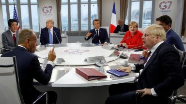 САЩ са близо до голямо споразумение с Япония, Г-7 засилва диалога с Русия