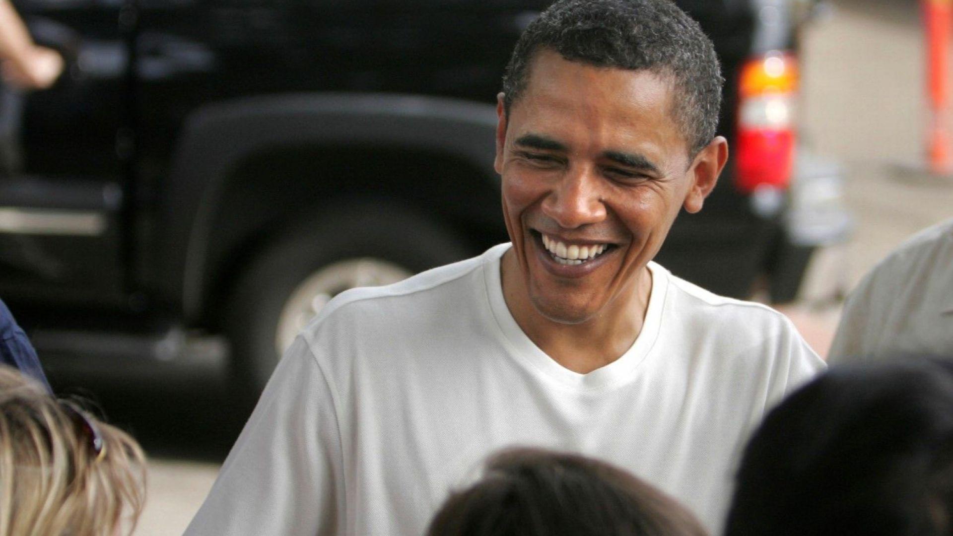 Барак Обама разкри кои песни слуша това лято