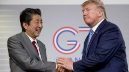 САЩ и Япония се разбраха принципно за търговско споразумение