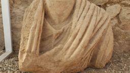 Античните скулптури от Хераклея Синтика станаха три