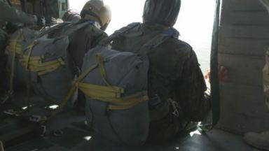 Български командоси преминават екстремно учение с американци