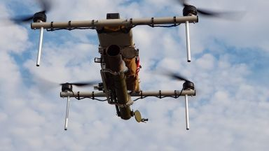 Въздушна атака с дронове срещу руска база в Сирия