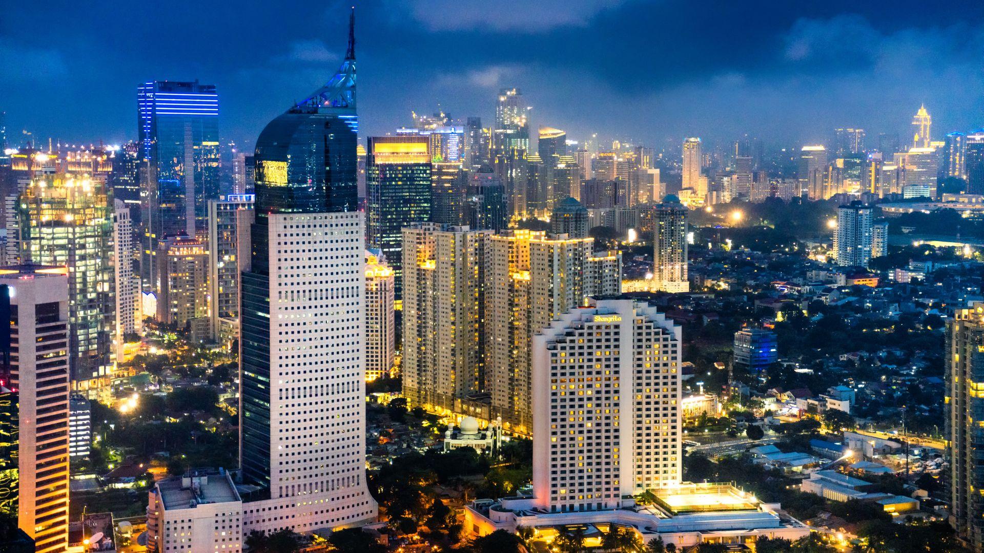 Индонезия избра къде да построи новата си столица