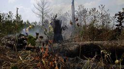 """Г-7 изпраща самолети """"Канадер"""" за гасене на пожарите в Амазония"""