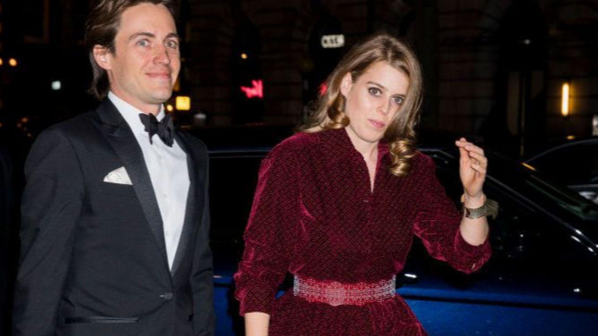 Нова сватба в британското кралско семейство - Беатрис се омъжва през пролетта
