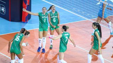 България срази Финландия и отива на осминафинал