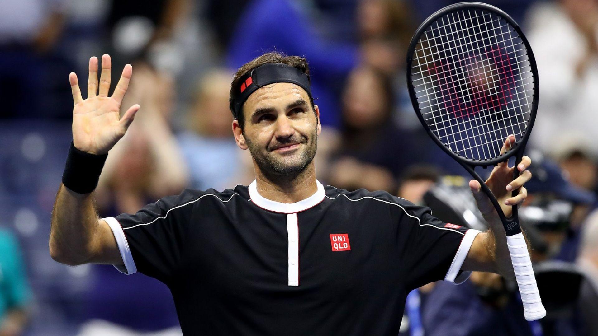 Федерер да стане №1 в историята? Няма шанс, той трудно ще влезе в топ 3...