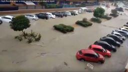 """""""Бурята на Второто пришествие"""" в Мадрид (видео, обновена)"""