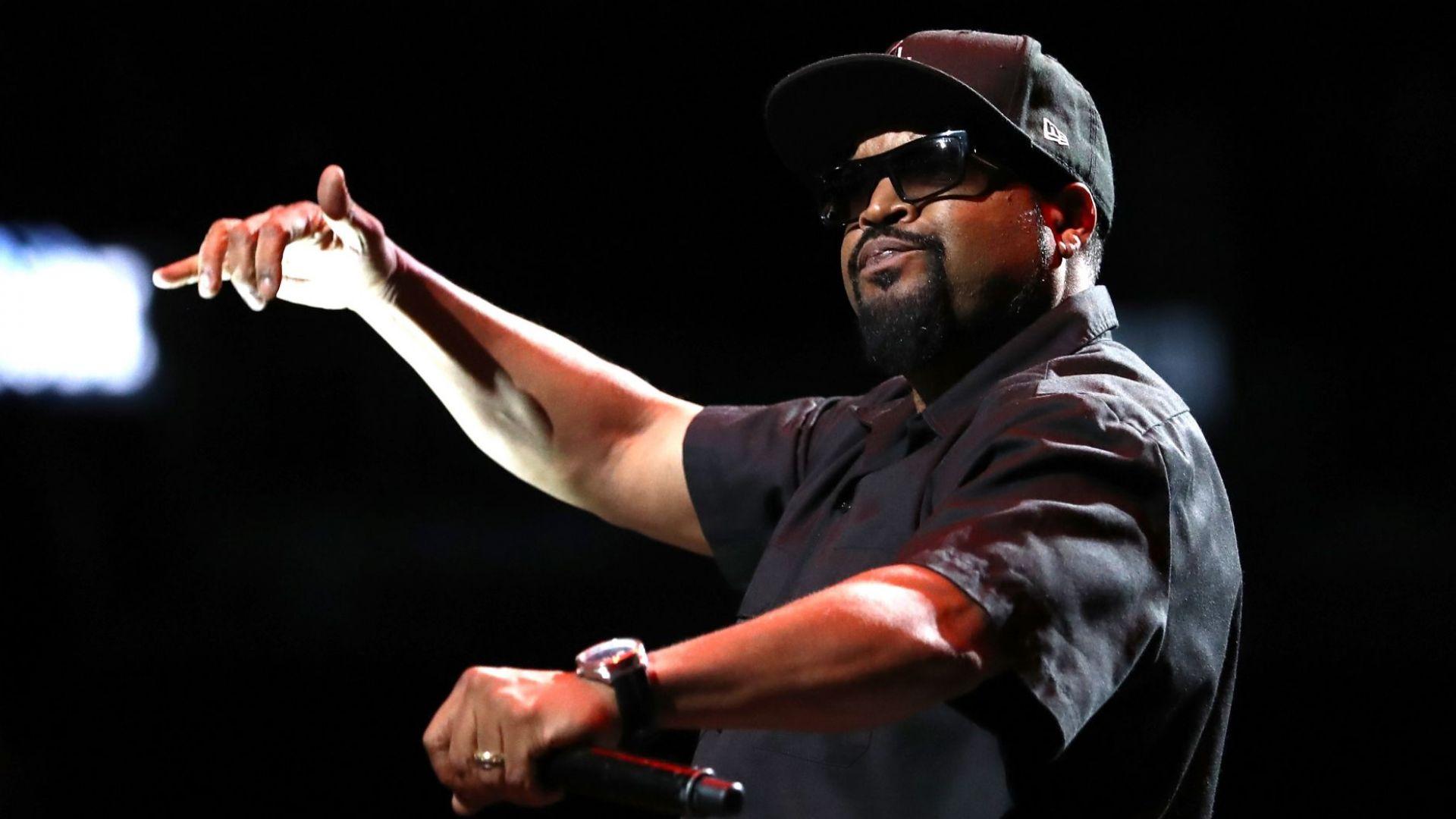 10 години по-късно: Ice Cube с второ грандиозно шоу в България