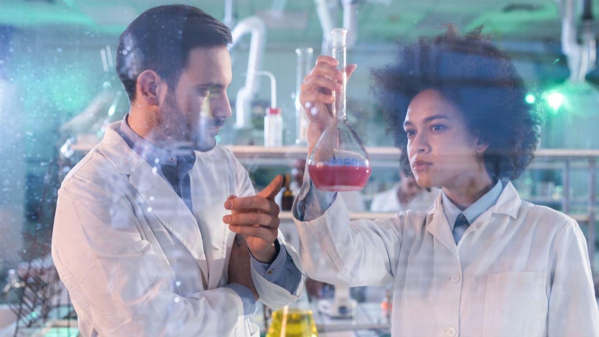 Мъжете остават водещи в науката