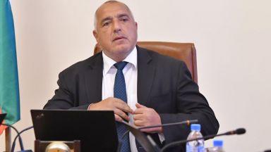 Борисов: Някои се напочиваха през август и сега говорят маса глупости