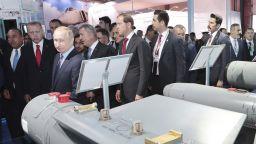Световните лидери - с поглед към срещата Путин-Ердоган в Сочи