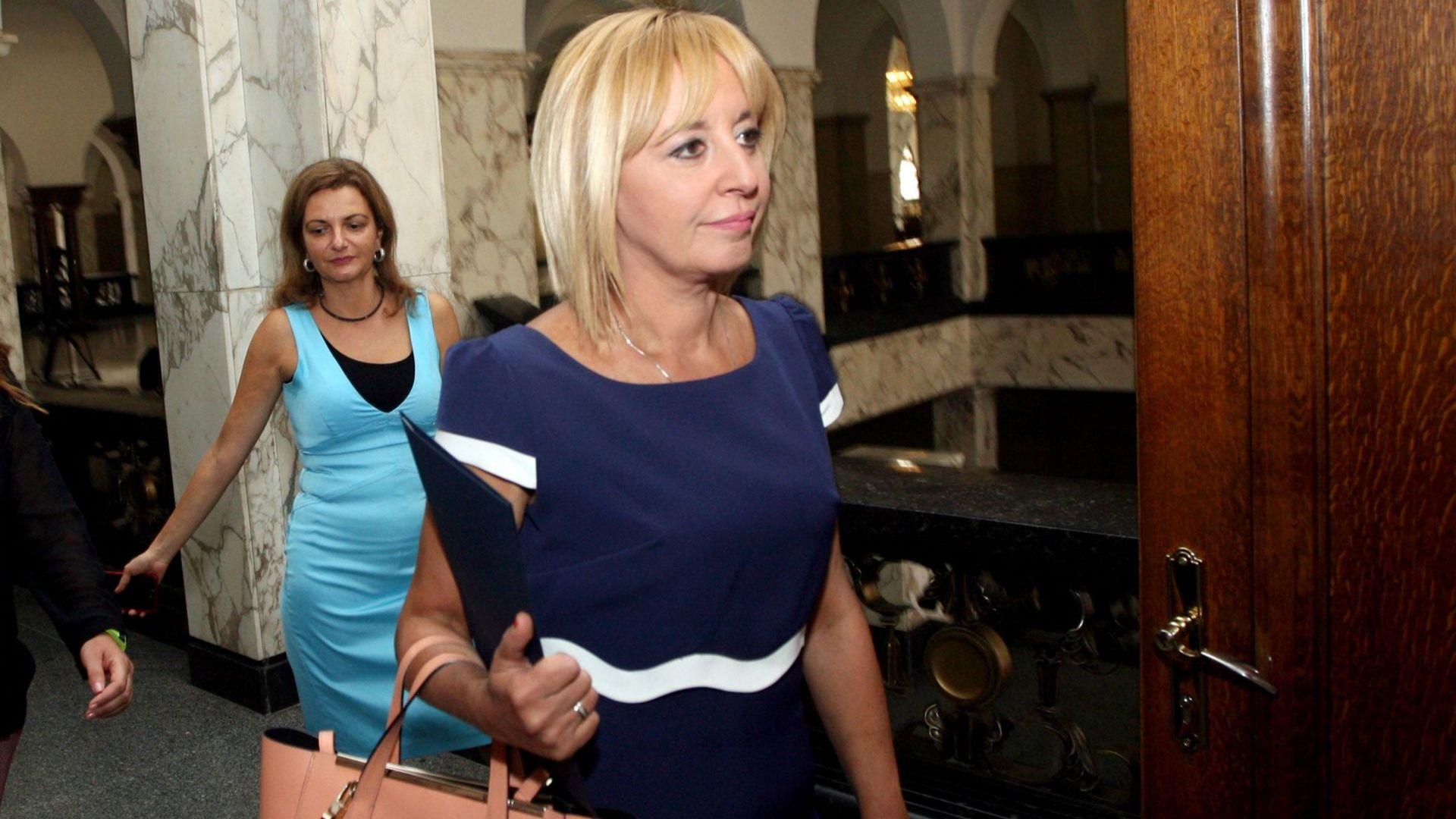 Мая Манолова отговори на обвинения за имот в центъра на София