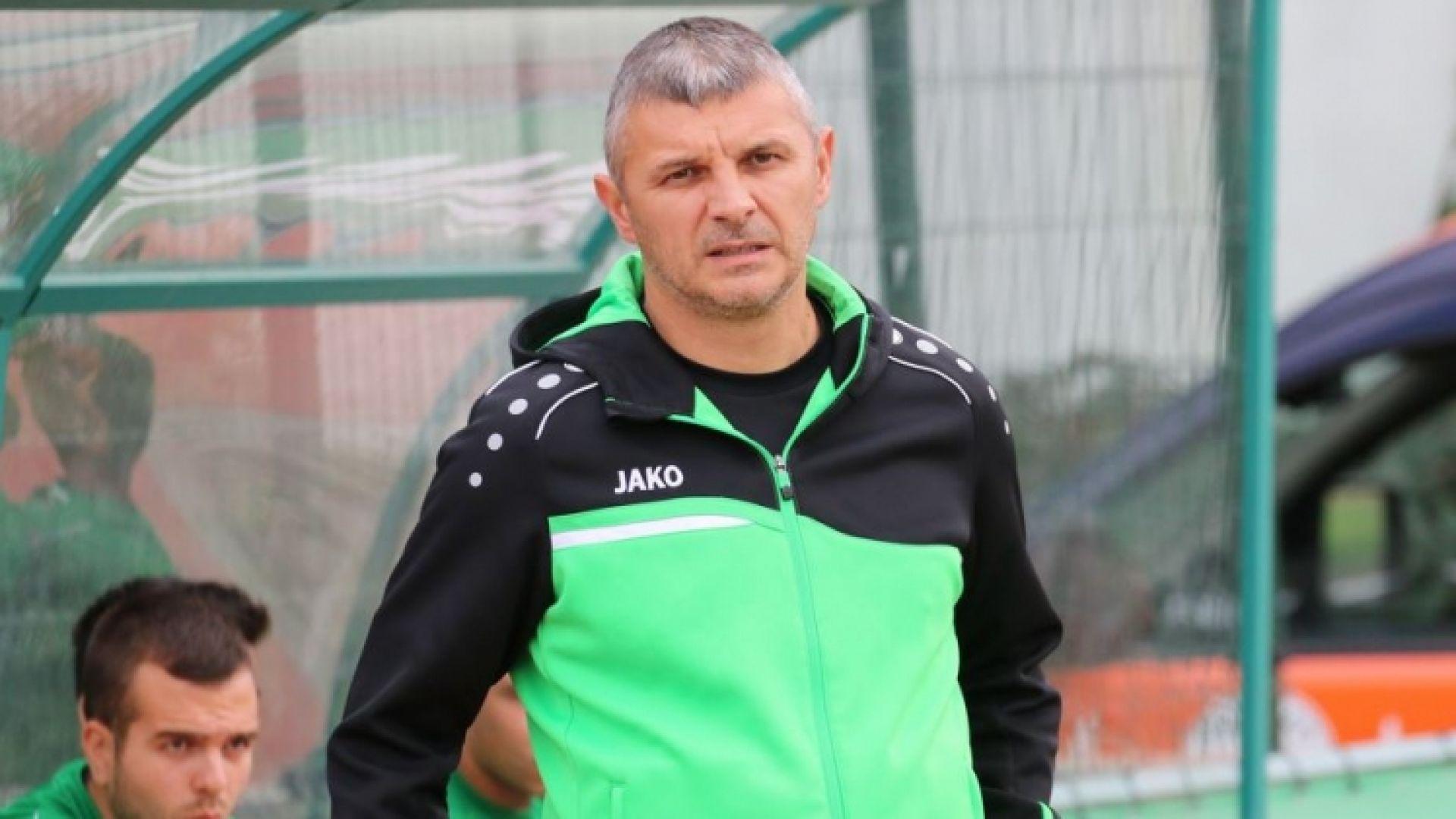 Здравко Лазаров за Трета лига, предстоящото дерби и състоянието на родния футбол