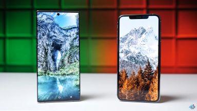Кой се справя по-добре с падане от високо - Samsung Galaxy Note10+ или iPhone XS Max?
