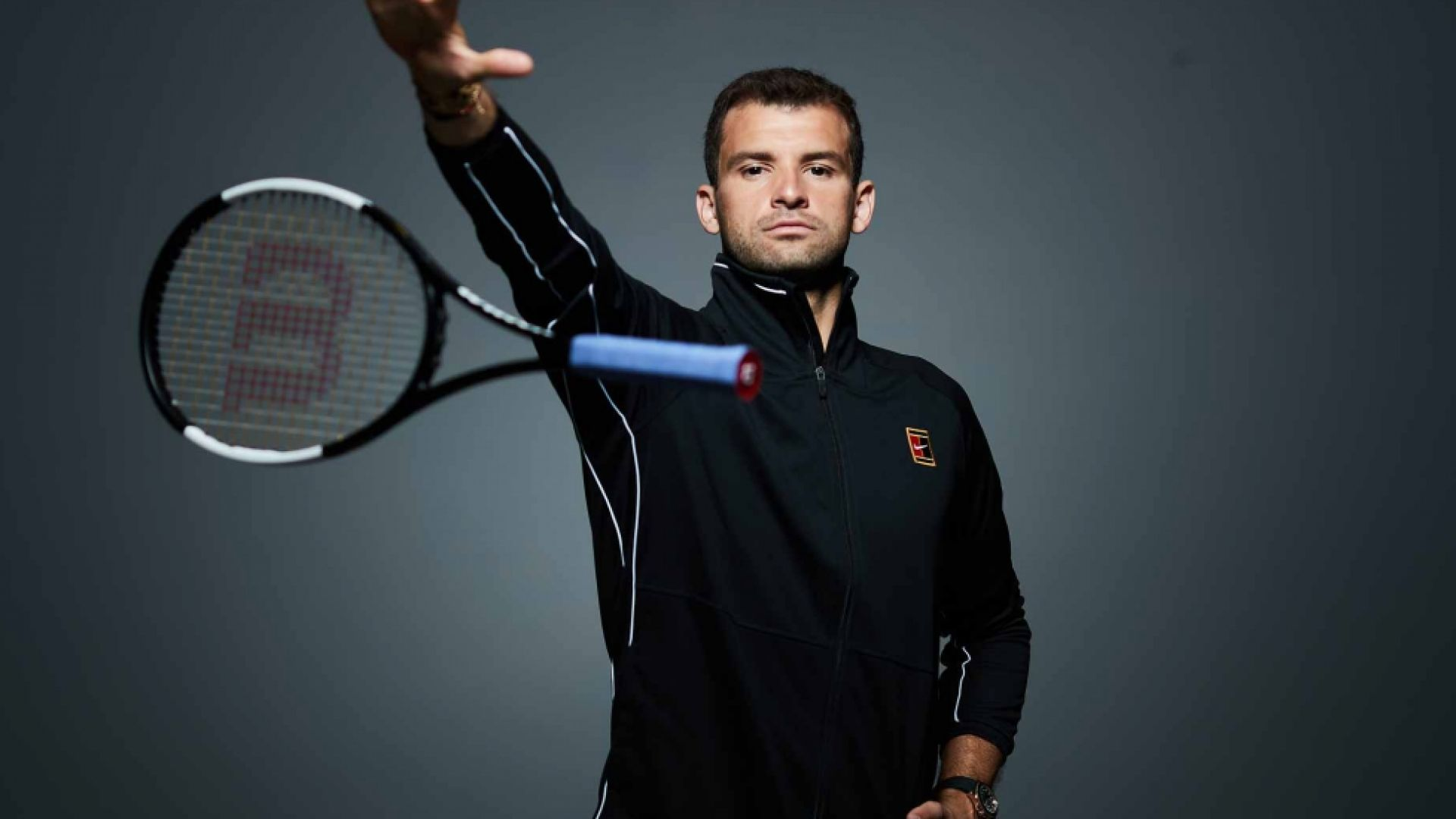 Григор Димитров с изповед пред ATP: За контузията и позитивното бъдеще