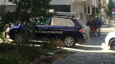 ГДБОП влезе в Агенцията по храните в Бургас