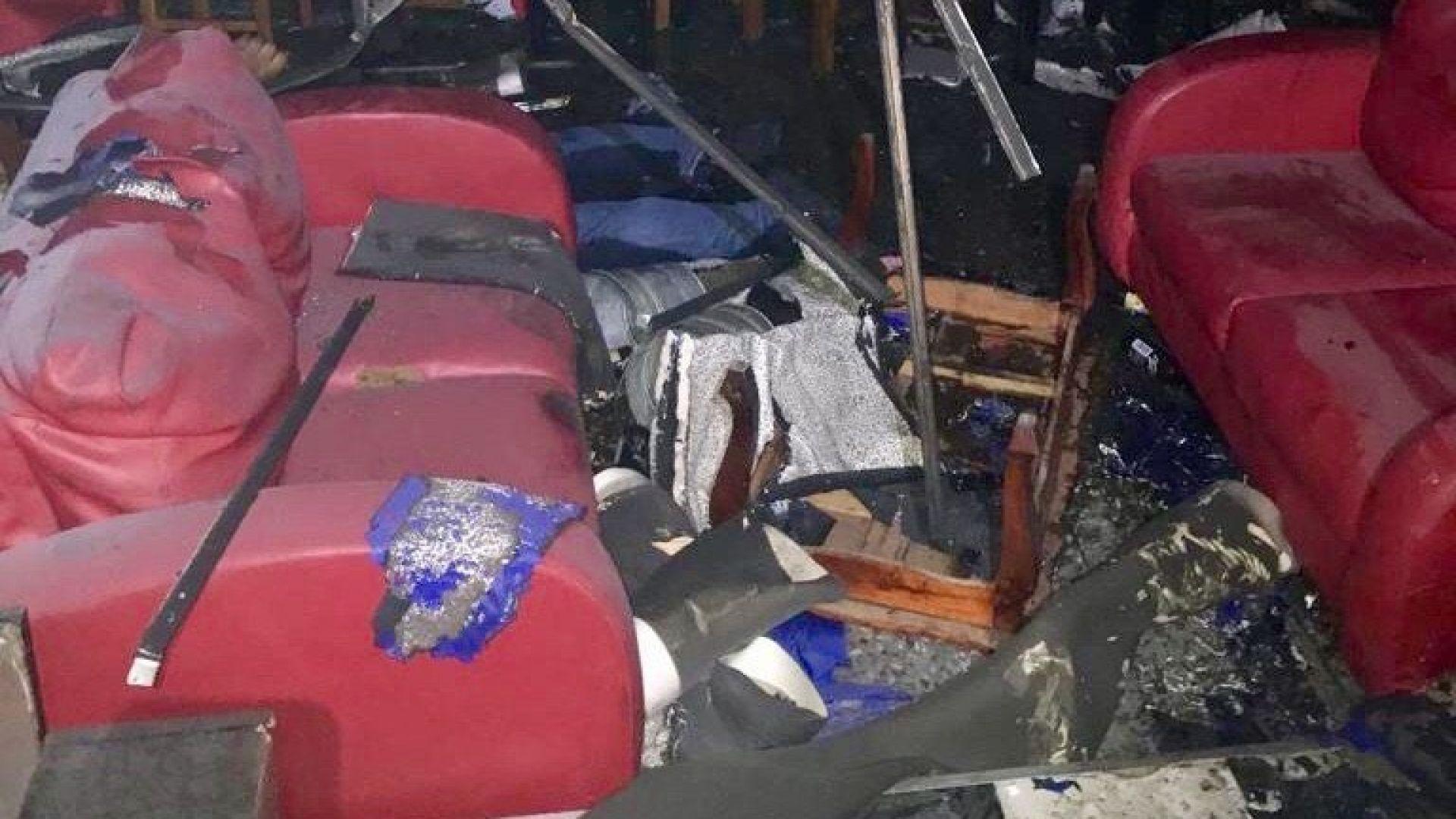 Най-малко 23-ма загинаха при пожар в мексикански бар