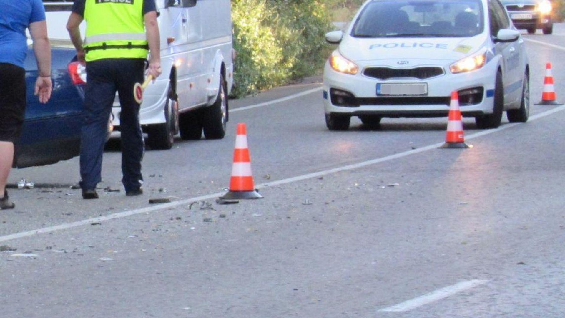 Моторист е загинал в катастрофа с едно от златните ни момичета
