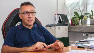 Диян Стаматов: Дистанционната форма на обучение измести стреса от вируса