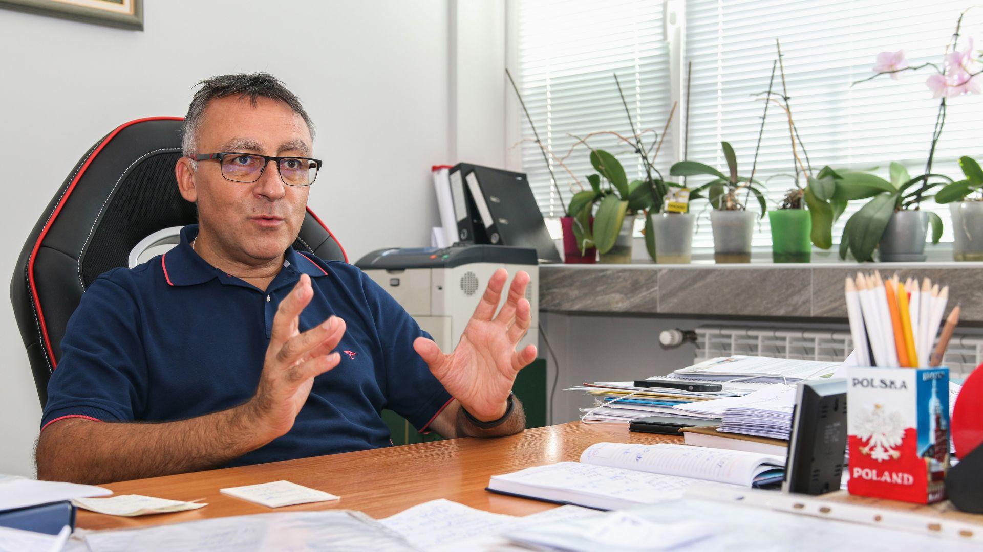 Диян Стаматов: Надграждаме IT знанията на учителите със спестени пари