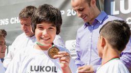 Европейски грандове се събират на Детската купа на шампионите ЛУКОЙЛ в Пловдив