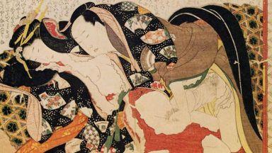 Еротичните рисунки на японския идол Кацусика Хокусай