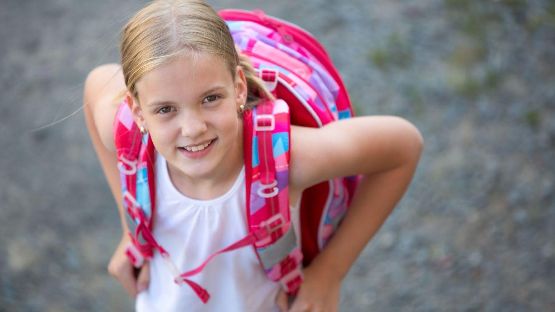Каква чанта за училище да изберем за децата