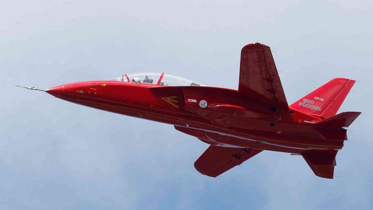Тренировъчния самолет СР-10