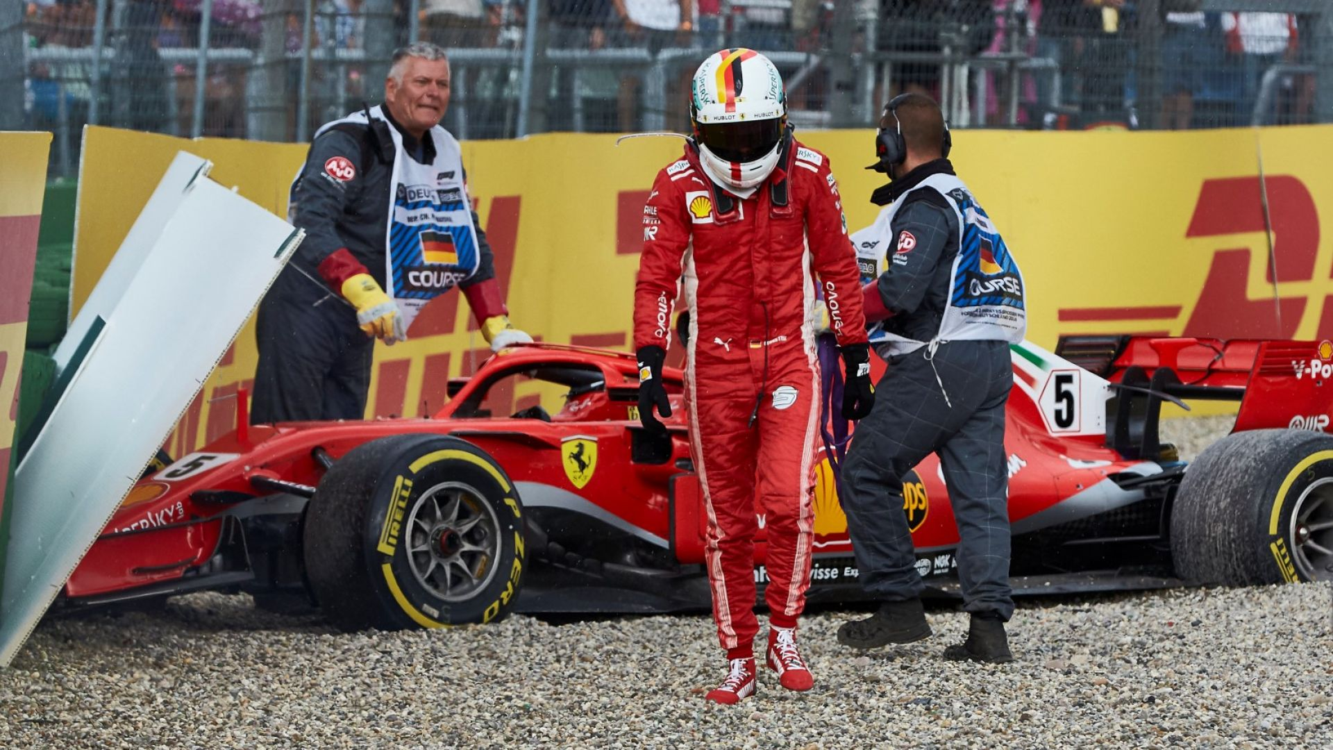 Германия се прости с Формула 1