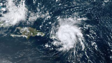 Ураганът Дориан се насочи към Флорида