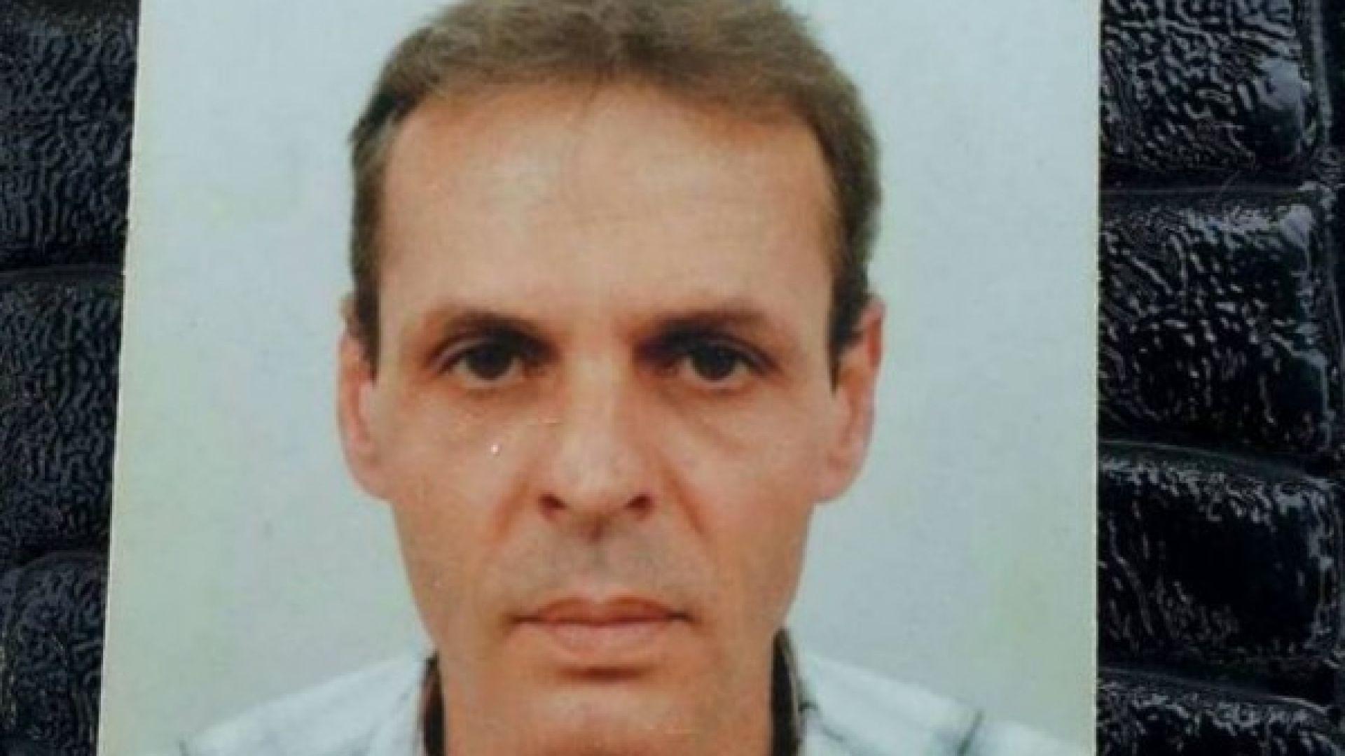 Издирват 54-годишен мъж, избягал от болница преди година