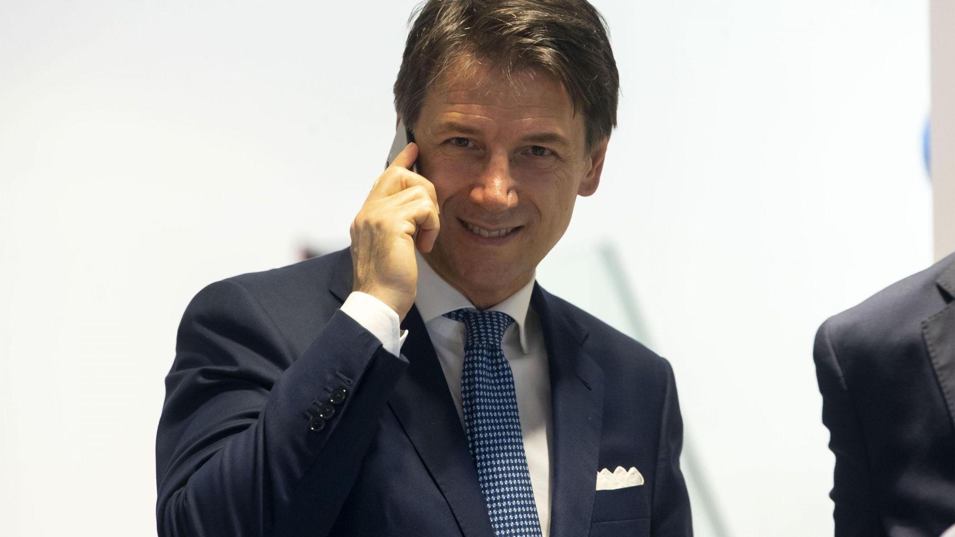 Джузепе Конте получи мандата за ново правителство в Италия