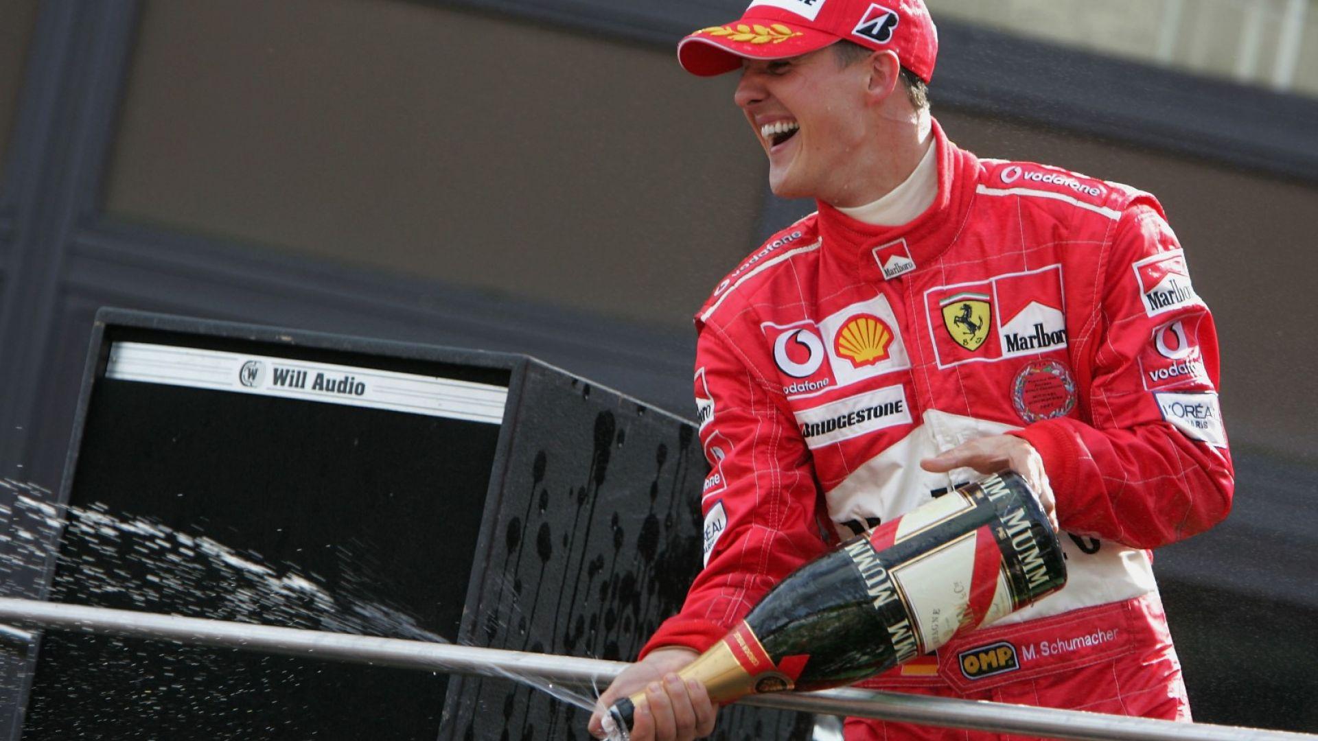 70 години Формула 1 - Шумахер е най-влиятелната личност