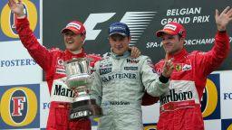 Седем пъти Шумахер: 15 години от историческия ден (галерия)