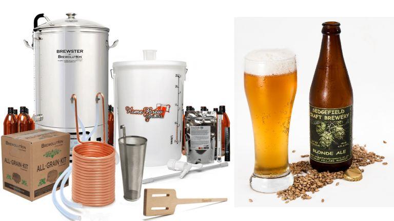 Система за производство на домашна бира