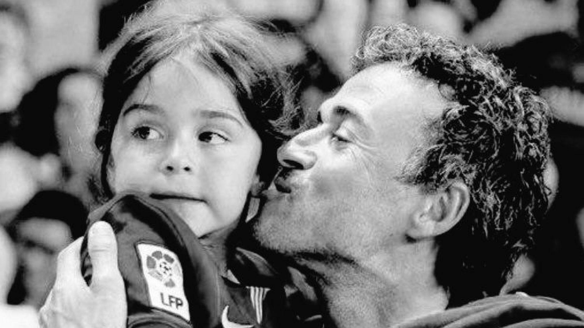 Почина 9-годишната дъщеричка на Луис Енрике