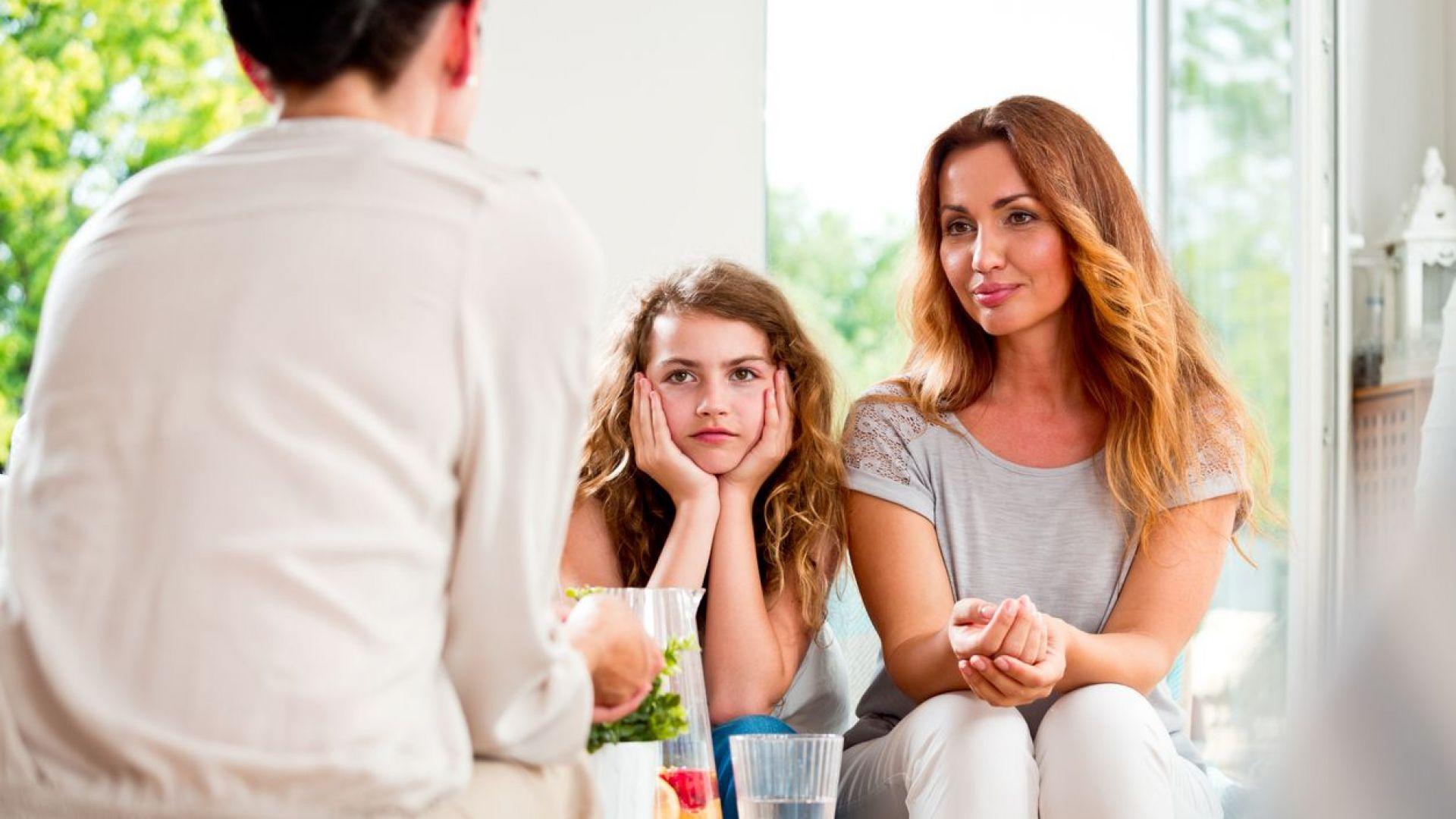 Семейството, в което се отглеждат децата, влияе върху риска от депресия